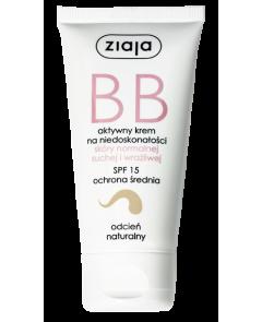 Ziaja krem BB do skóry normalnej odcień naturalny