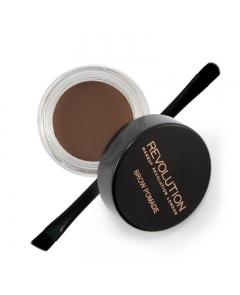 Makeup Revolution Brow Pomade Pomada do brwi Dark Brown 2,5g