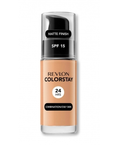 Revlon Colorstay cera mieszana i tłusta 300 Golden Beige (podkład 30 ml)