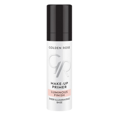 GOLDEN ROSE Make-Up Primer Luminous - rozświetlająca baza pod makijaż 30ml - 1