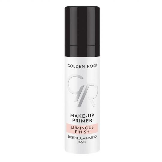 GOLDEN ROSE Make-Up Primer Luminous - rozświetlająca baza pod makijaż 30ml - 1