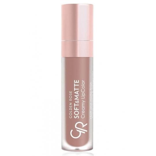 Golden Rose Soft & Matte Creamy Lip Color - matowa pomadka do ust 103 - 1