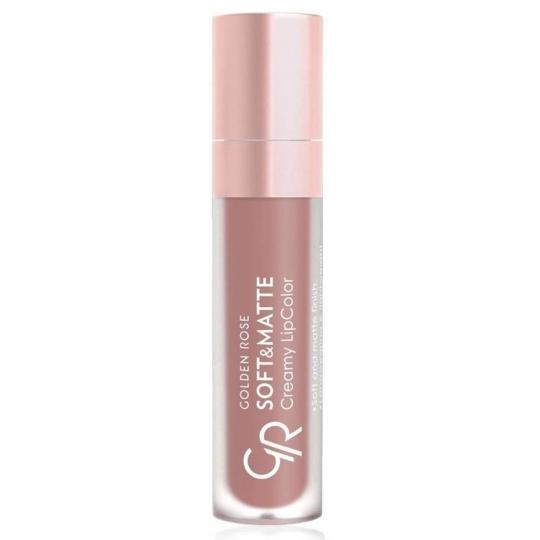 Golden Rose Soft & Matte Creamy Lip Color - matowa pomadka do ust 104 - 1