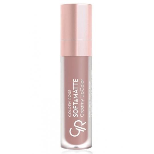 Golden Rose Soft & Matte Creamy Lip Color - matowa pomadka do ust 106 - 1