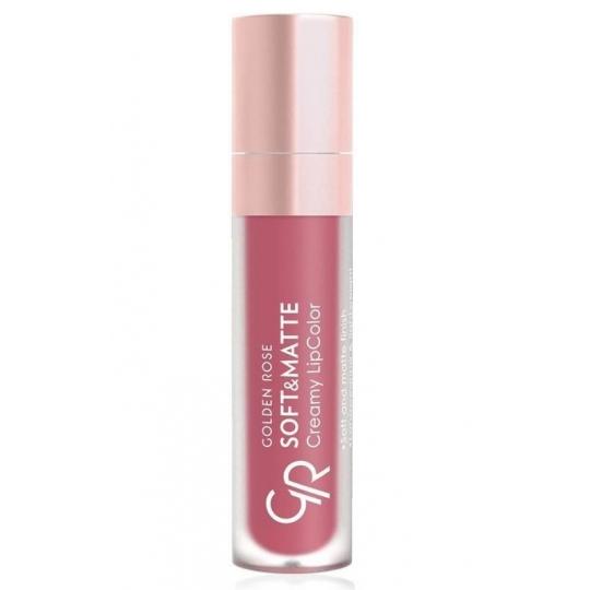 Golden Rose Soft & Matte Creamy Lip Color - matowa pomadka do ust 109 - 1