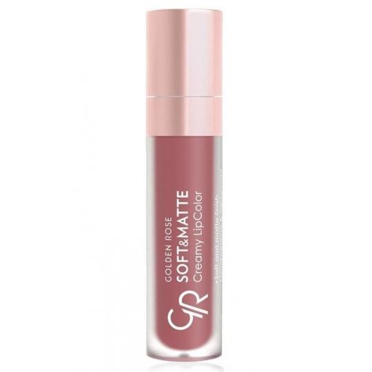 Golden Rose Soft & Matte Creamy Lip Color - matowa pomadka do ust 111 - 1