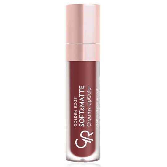 Golden Rose Soft & Matte Creamy Lip Color - matowa pomadka do ust 115 - 1