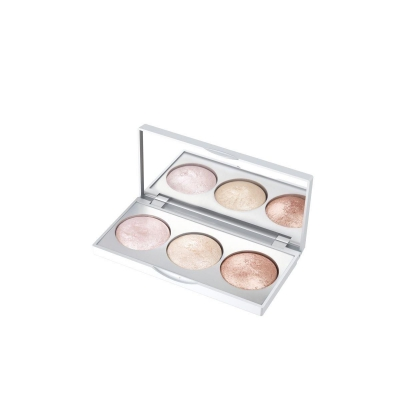 Golden Rose Strobing Highlighter Trio - 1