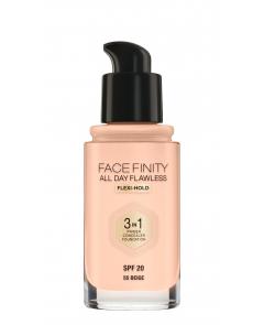Max Factor Facefinity 3w1 55 Beige - podkład 30ml NOWA SZATA