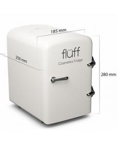 Fluff Lodówka kosmetyczna Cosmetics Fridge Biała