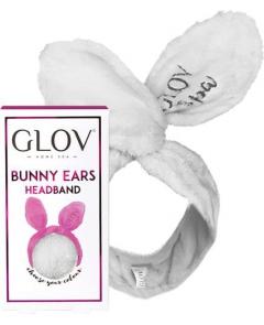 GLOV Bunny Ears opaska na uszy Grey