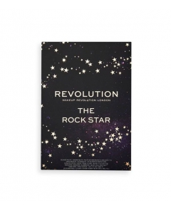 Makeup Revolution Zestaw do makijażu The Rock Star
