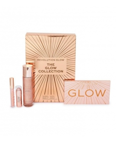 Makeup revolution zestaw The Glow Collection