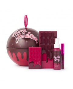 Makeup revolution zestaw Cherry Revolution - 1