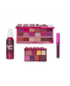 Makeup revolution zestaw Cherry Revolution - 2