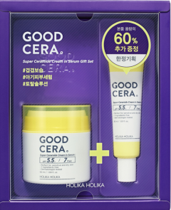 Holika Holika Skin and Good Cera Super Ceramide Cream Gift Set Zestaw prezentowy