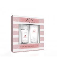 APIS Raspberry Zestaw maska serum Malinowe prezent