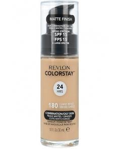 Revlon Colorstay cera mieszana i tłusta 180 Sand Beige (podkład 30 ml)