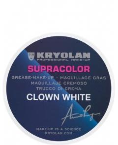 KRYOLAN Supracolor clown white 30g 1081