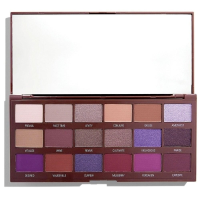 MAKEUP REVOLUTION PALETA CIENI VIOLET CHOCOLATE - 1