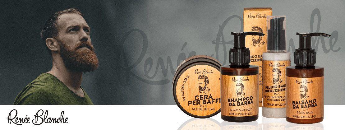 Kosmetyki do pielęgnacji brody! Od Renee Blanche