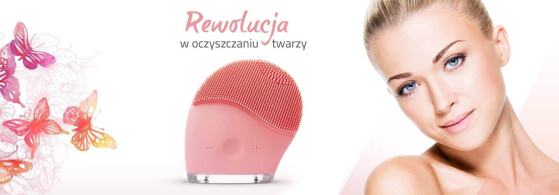 Puffi - szczotecza soniczna do oczyszczania twarzy